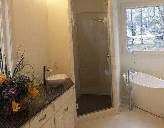 glass shower enclosures wilmington nc