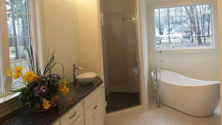 glass shower enclosures wilmington nc