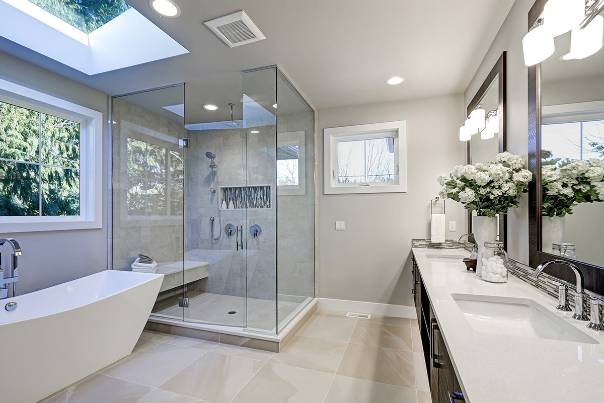 glass shower enclosures in wilmington nc