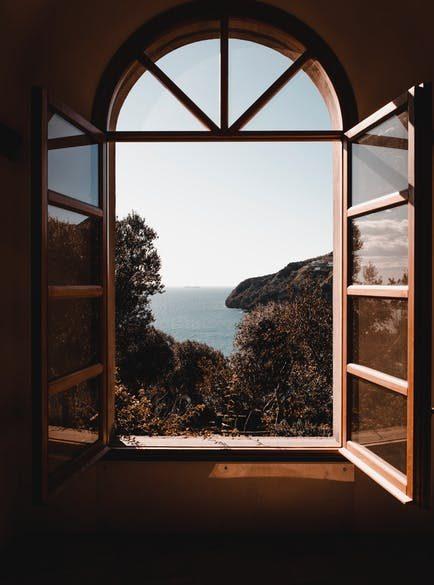Replace glass windows